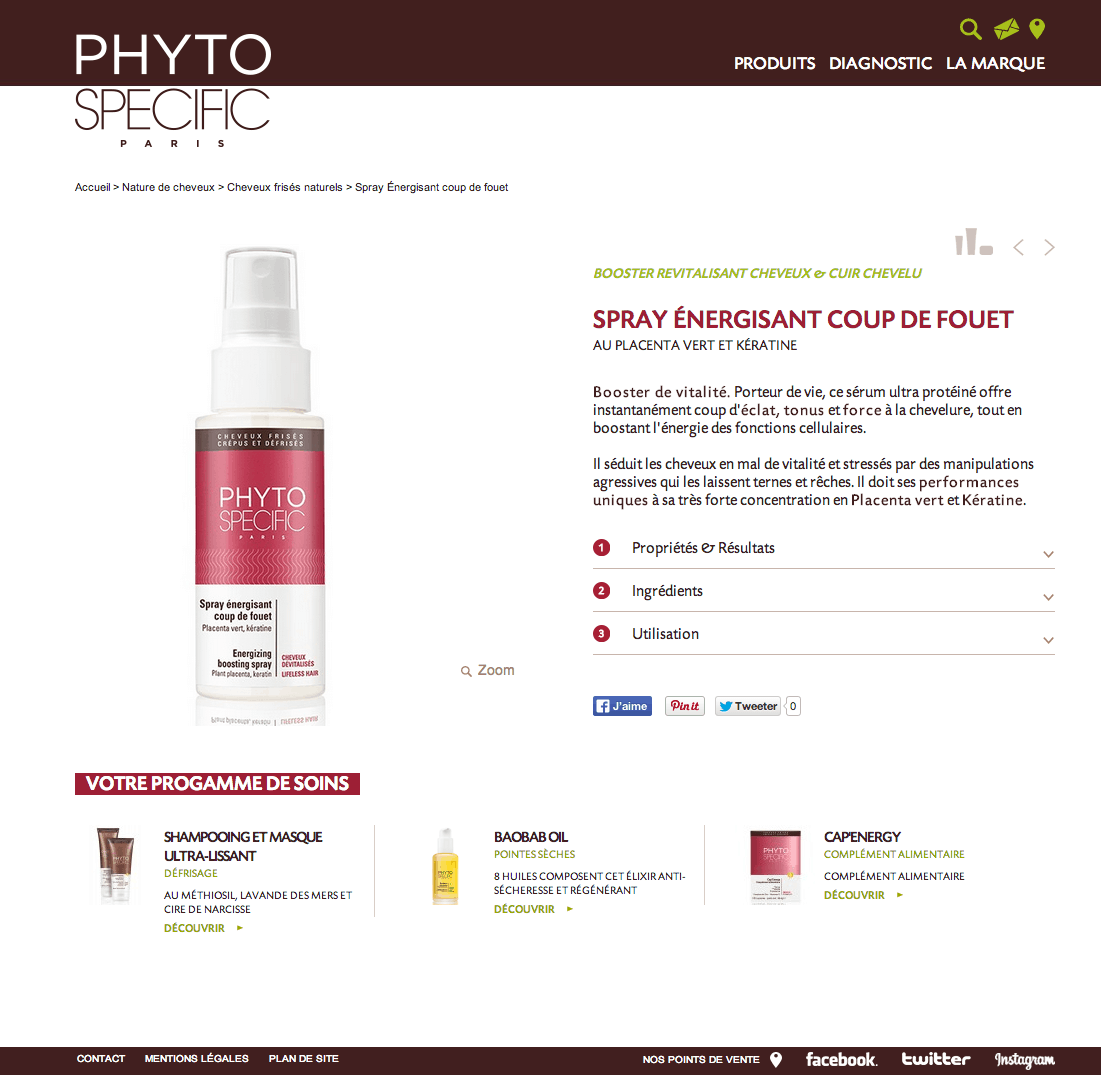 phyto produit